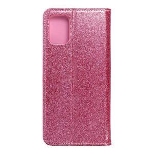 Forcell SHINING Book   Samsung A71  light ružový