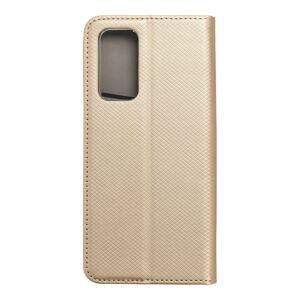 Smart Case Book   Xiaomi Mi 10T Pro  zlatý