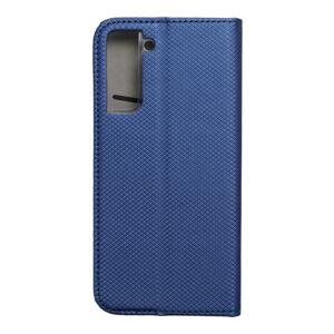 Smart Case Book   Samsung S21   tmavomodrý