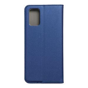 Smart Case Book  Samsung A02S  tmavomodrý