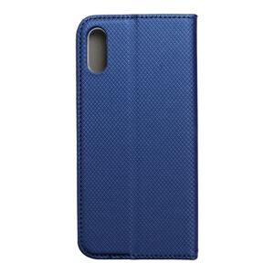 Smart Case Book   Huawei Y6 2019   tmavomodrý modrý