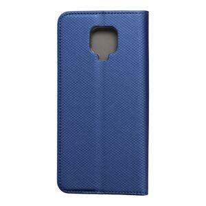 Smart Case Book   Xiaomi Redmi Note 9 Pro/9S   tmavomodrý modrý