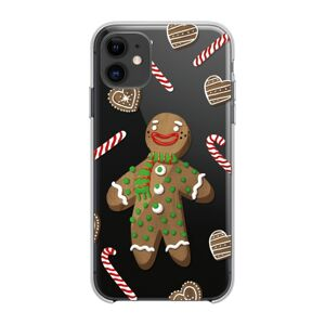 FORCELL WINTER  20 / 21  iPhone 11 gingerbread men