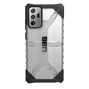 ( UAG ) Urban Armor Gear Plasma  Samsung Note 20 Ultra čierny  priesvitný