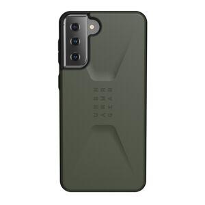 ( UAG ) Urban Armor Gear Civilian  Samsung S21 Plus olive