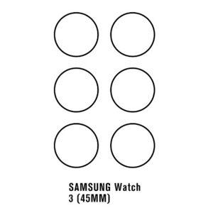 Hydrogel - ochranná fólia - Samsung Galaxy Watch 3 45mm