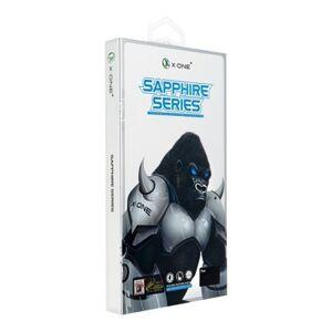 Zafírové tvrdené sklo Sapphire X-ONE - extrémna odolnosť oproti bežným sklám - Samsung Galaxy S21