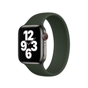 Remienok pre Apple Watch (38/40mm) Solo Loop, veľkosť L - zelený
