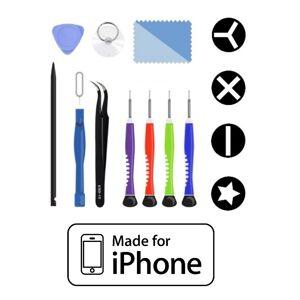 Kvalitné kompletný set náradia pre montáž mobilných telefónov 11v1