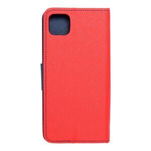 Fancy Book   Samsung A22 5 červený /  tmavomodrý