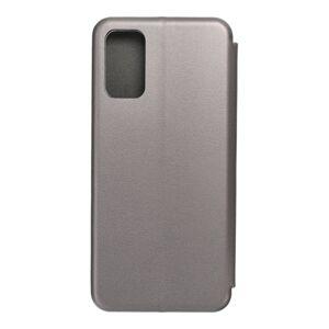 Book Forcell Elegance  Xiaomi Redmi Note 10 5 / POCO M3 Pro / POCO M3 Pro 5 šedý