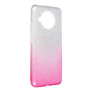 Forcell SHINING Case  Xiaomi Mi 10T Lite priesvitný/ružový