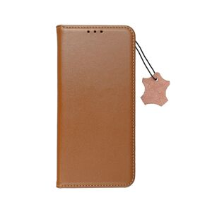 Leather Forcell  SMART Pro  iPhone X hnedý