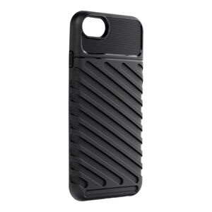 Forcell THUNDER Case  iPhone 7 / 8 / SE 2020 čierny