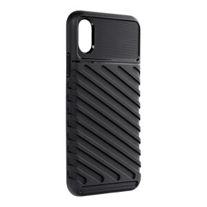 Forcell THUNDER Case  iPhone X čierny