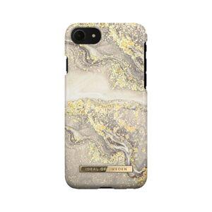 iDeal of Sweden  Fashion  iPhone 7 / 8 / 6 / SE 2020 Sparkle Greige Marblee