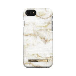 iDeal of Sweden  Fashion  iPhone 7 / 8 / 6 / SE 2020 Golden Pearl Marble