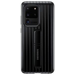 Original Protective Standing Cover EF-RG988CBEGEU Samsung Galaxy S20 Ultra čierny