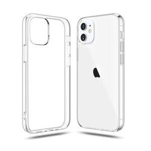 Priesvitný kryt - Crystal Air iPhone 13 mini