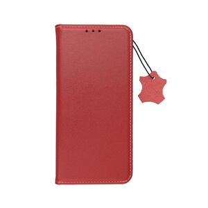 Leather Forcell  SMART Pro  Samsung Galaxy A22 LTE ( 4G ) claret