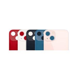 Apple iPhone 13 mini - Sklo zadného housingu so zväčšeným otvorom na kameru - Pink