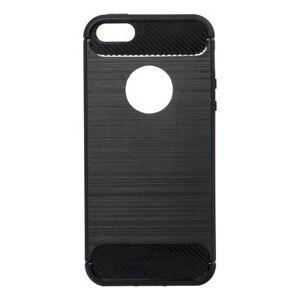 Carbon kryt iPhone 5/5S/SE