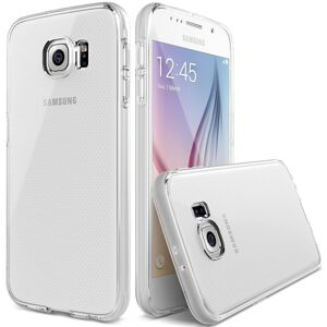 CaseSilicone Clear Samsung Galaxy S6