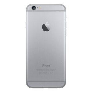 Apple Zadný kryt iPhone 6 space gray - šedý
