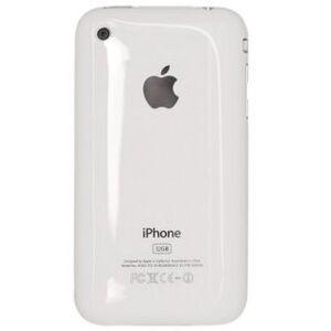 Biely zadný kryt na iPhone 3G 32GB