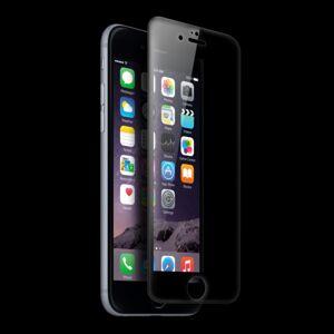 3D Crystal UltraSlim - čierne tvrdené ochranné sklo iPhone 6/6S